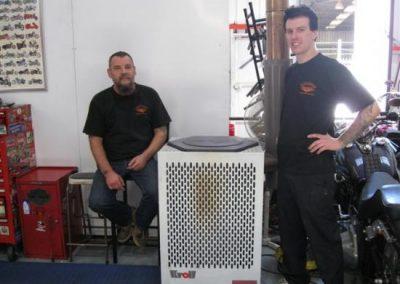 Kroll Heaters Team